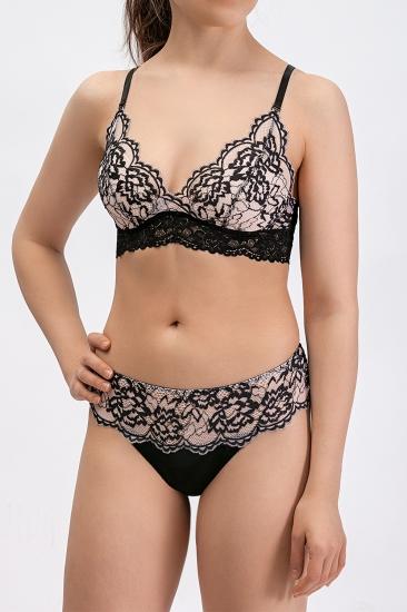 Бюстгальтер dimanche lingerie Комплект (топ Vista+бразилиана) Merletto 8078/3078
