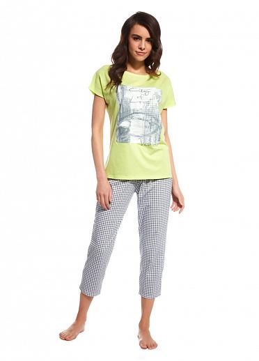 cornette 670 Пижама женская со штанами