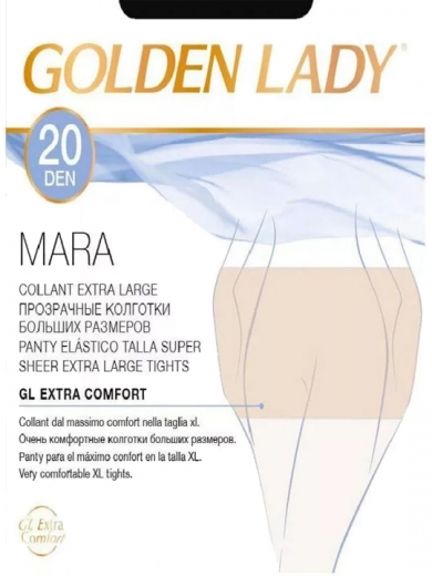 Golden Lady Колготки женские Mara XXL