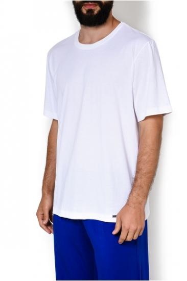 Hanro Футболка 075050 Living Shirts (муж.)