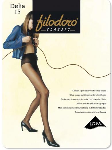 Filodora Classic Колготки женские Delia 15