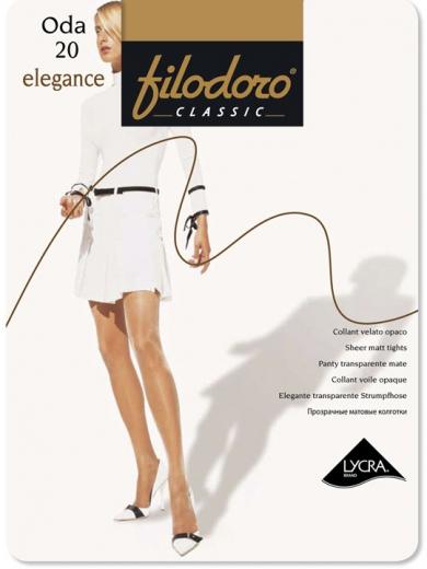 Filodora Classic Колготки женские Oda 20 Elegance