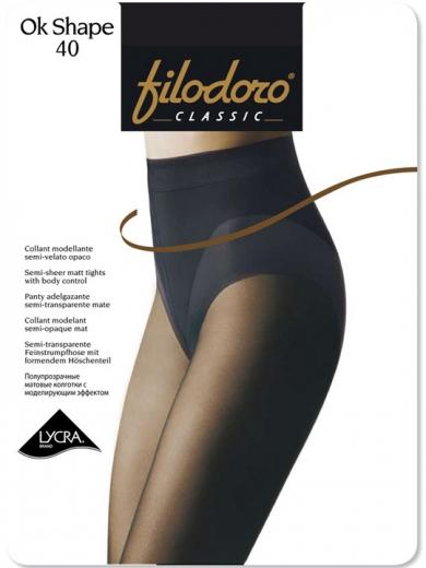 Filodora Classic Колготки женские Ok Shape 40