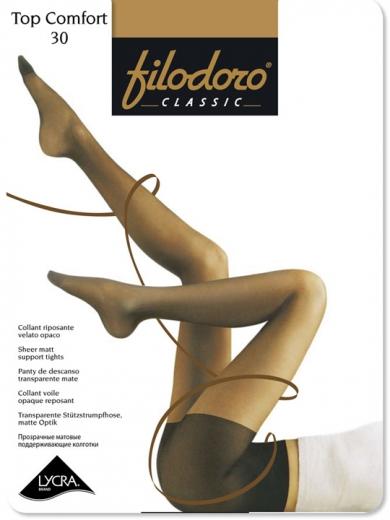 Filodora Classic Колготки женские Top Comfort 30
