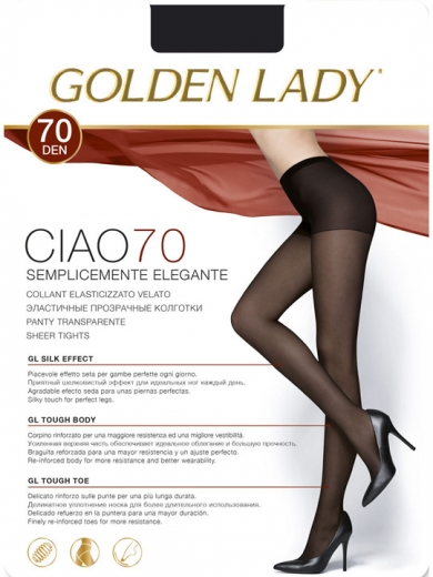 Golden Lady Колготки женские Ciao 70