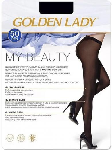 Golden Lady Колготки женские My Beauty 50