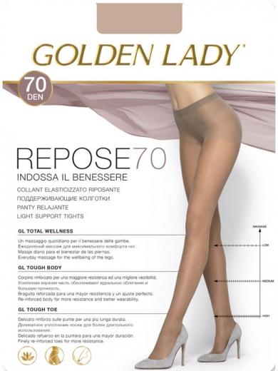 Golden Lady Колготки женские Repose 70