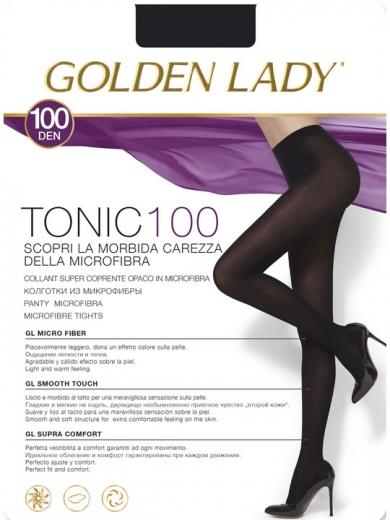 Golden Lady Колготки женские Tonic 100