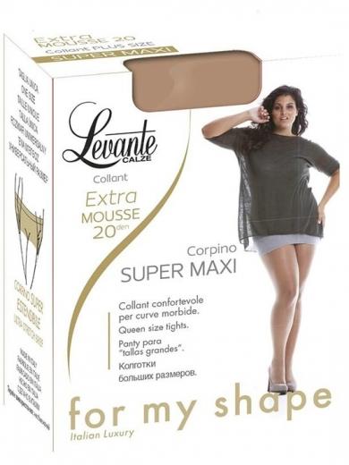 Levante Колготки женские Extra Mousse 20 Super Maxi
