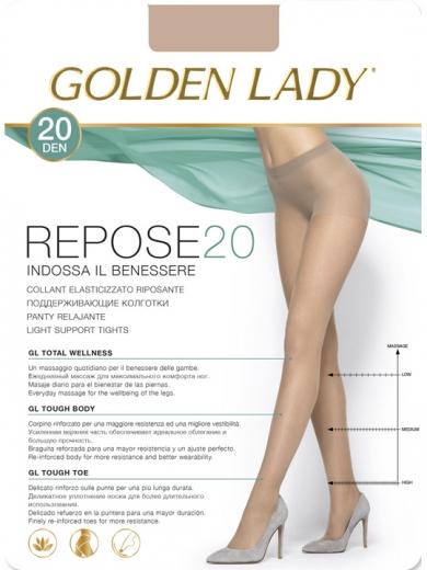 Golden Lady Колготки женские Repose 20