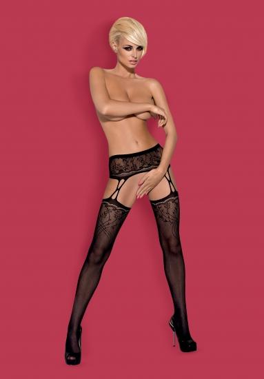 obsessive Чулки Garter S206 stockings