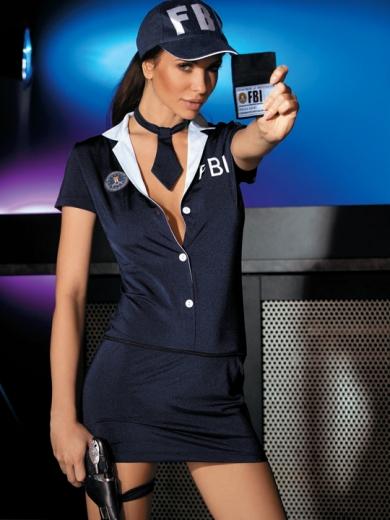 "Caprice Комплект Private Agent ""частный агент"" L/XL"