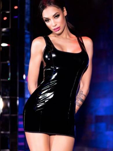 Chilirose Комплект CR_4276 платье+стринги