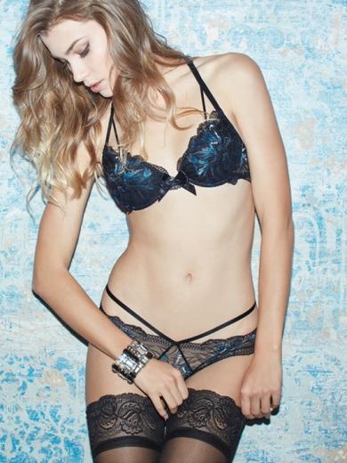 Бюстгальтер leilieve мода Комплект №М1158 пуш-ап бразильяна Glamour