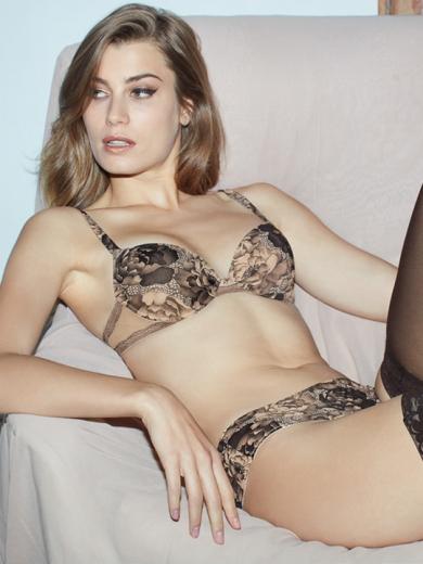 Бюстгальтер leilieve мода Комплект №М1150 пуш-ап бразильяна Eleonora