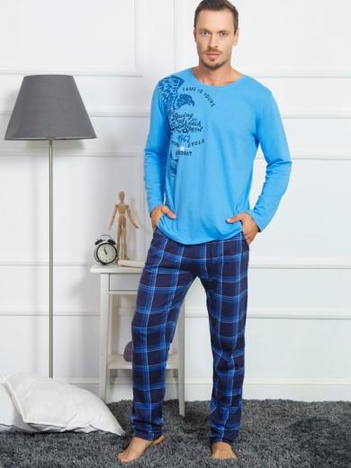 Vienetta №805043 3281 Комплект мужской -Gazzaz с брюками