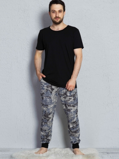 Vienetta №810023 4740 Комплект мужской -Gazzaz с брюками