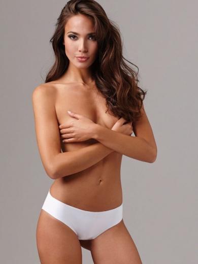 Трусы Lovelygirl 5734 размер 48 bianco (белый)
