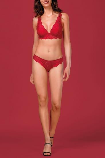 Lormar мода Комплект Gem/Prestige ОЗ18 бралетт бразильяна