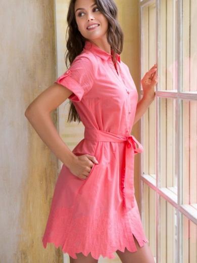 Платье-халат Mia-Mia 16103