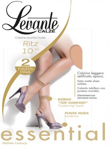 Levante Носки женские Ritz 10 [2пары]