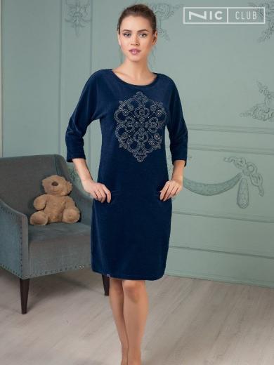 Платье Nic Club Luce 1604 размер 44 синий