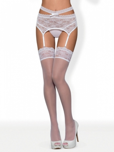 Obsessive Swanita stockings