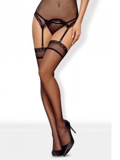 Obsessive 817-STO stockings