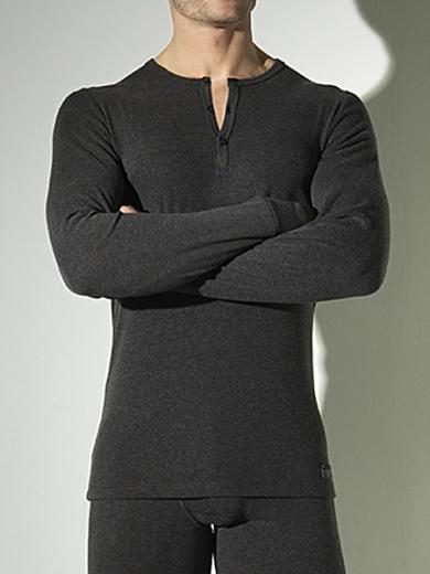 Футболка hom Cocooning 03345-Z9 футболка с длинным рукавом мужская
