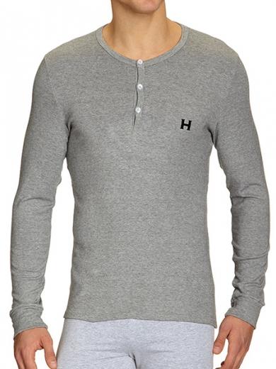 Футболка hom Cashmere Touch 03556-Z9 футболка с длинным рукавом мужская