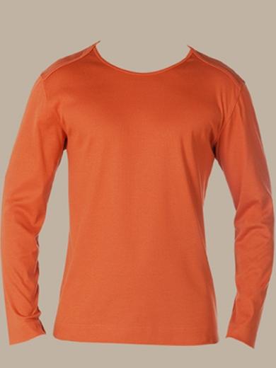 Футболка hom Origin 04253-A9 футболка с длинным рукавом