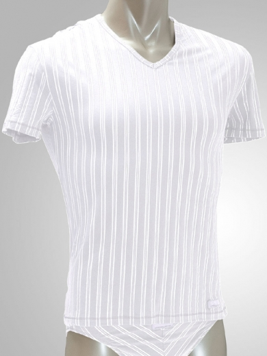 Футболка hom Supreme Cotton 03227-W5 футболка мужская
