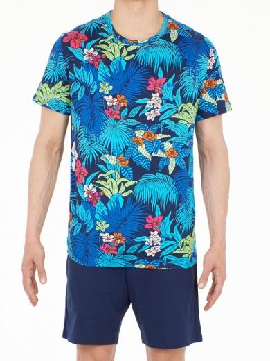 Футболка hom MaiTai 40-1436-M023 мужская футболка