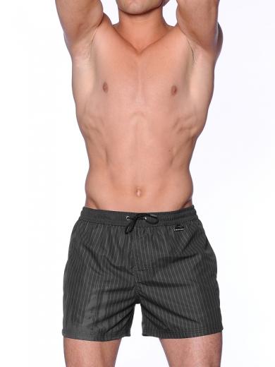 Плавки hom Suit Stripes 07791-K9 пляжные шорты