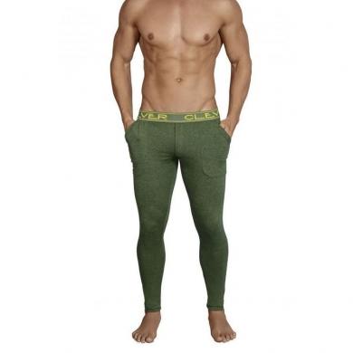 clever Мужские кальсоны хаки Clever Cale Long Pant 031710