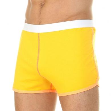 van baam boefje Мужские шорты домашние желтые 39849