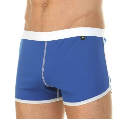 van baam boefje Мужские шорты домашние светло-синие 39847