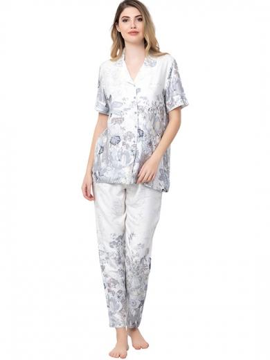 reina №3405 Пижама с брюками