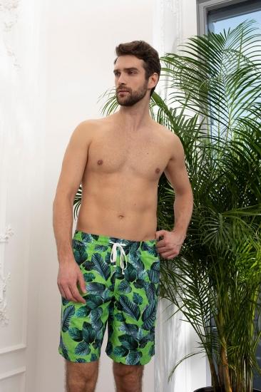 laete Мужские шорты 18180-2 Зеленый
