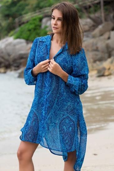 mia-amore Riviera 8257 Платье-рубашка