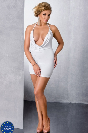 passion size plus Miracle chemise White