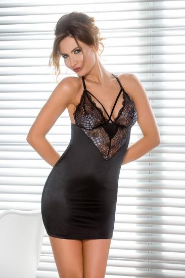 casmir 04313 Giorgia chemise Black