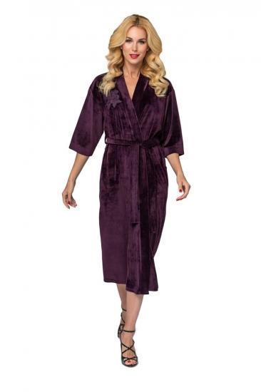 lelio Халат 900 Фиолетовый