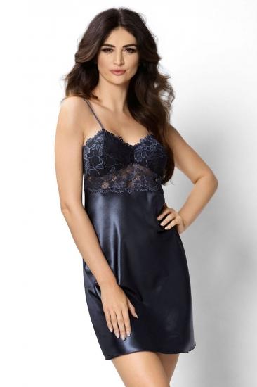 donna Venus nightdress Dark Blue