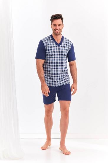 taro 20S Roman 002-001-294-03 пижама мужская с шортами
