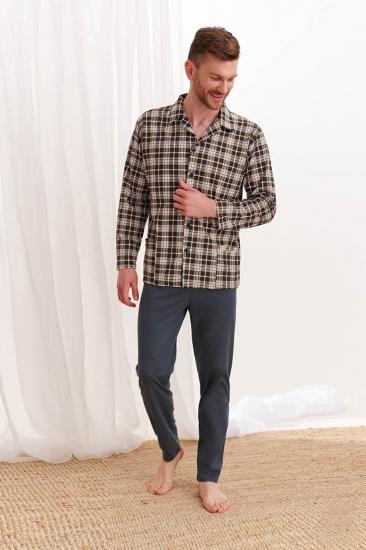 taro 20W Gracjan 1008-1009-788-01 пижама рубашка и брюки