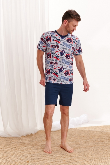 taro 20W Piotr 2471-01 пижама с шортами