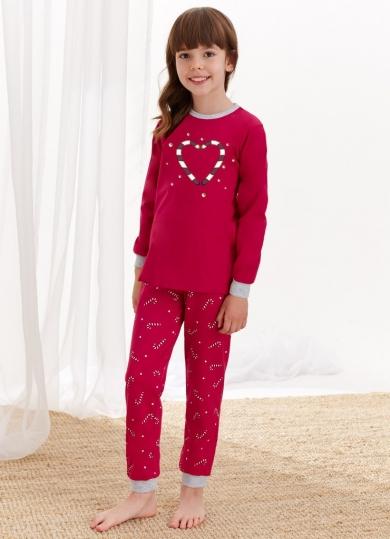 taro 433/434 S20/21 ADA Пижама для девочек со штанами