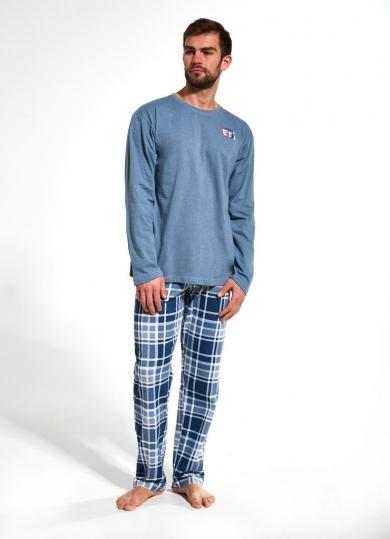 cornette 124 ROUTE Пижама мужская со штанами