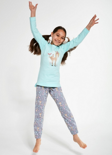 cornette 781 ROE2 Пижама для девочек со штанами